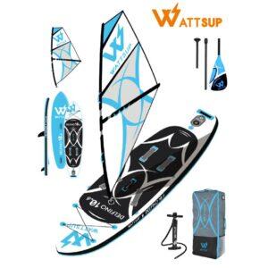 Φουσκωτή Σανίδα Surfing WATTSUP Delphino 10.6 Wind Surf