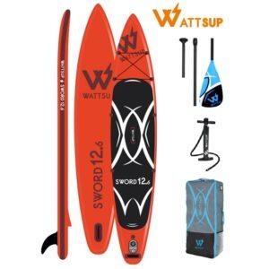 Φουσκωτή Σανίδα Surfing WATTSUP Sword 12.6