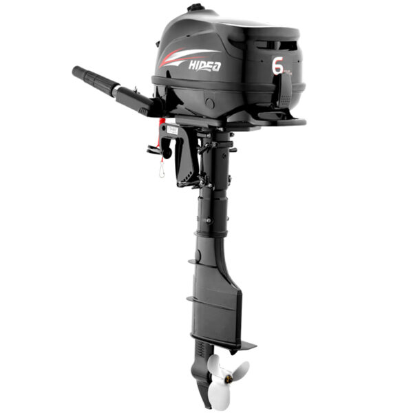 HIDEA Eξωλέμβιες Mηχανές Μέγιστη Ισχύς - Αποδοτικότητα - 6 HP Κοντός Άξονας