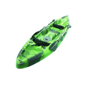 kayak Fishing kano Gobo Companion SOT 2+1 Πράσινο