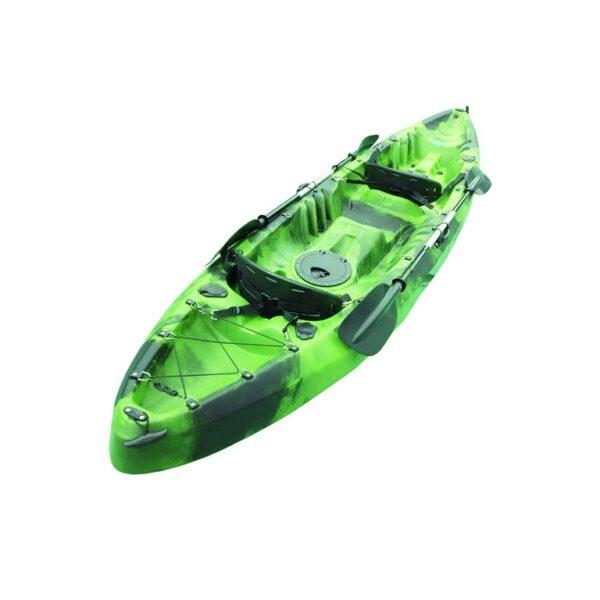 kayak Fishing kano Gobo Companion SOT 2+1 Πράσινο