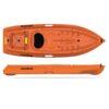 kayak Fishing kano Καγιάκ ALBATROSS 1 ΕΝΗΛΙΚΑΣ & 1 ΠΑΙΔΙ