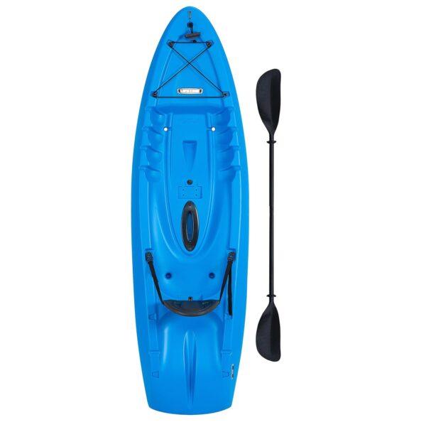 kayak Fishing kano Καγιάκ LIFETIME HYDROS 2,56Μ