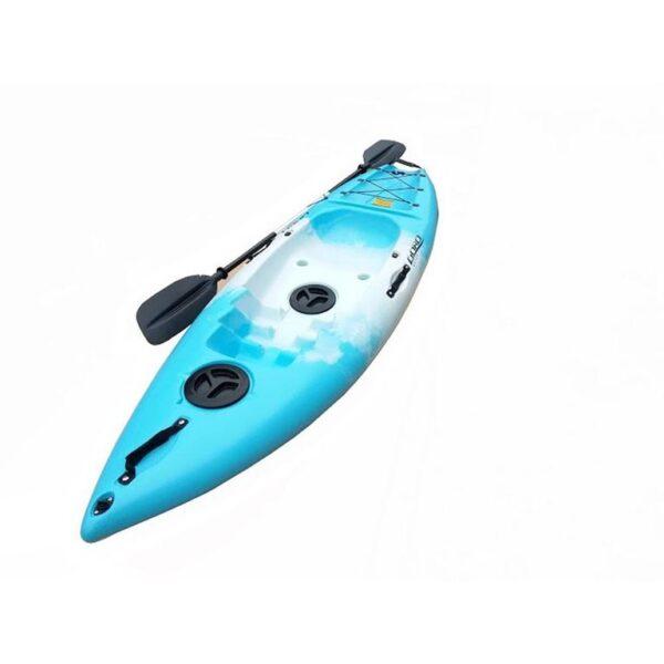 kayak Fishing kano Καγιάκ Gobo Ενός Ατόμου Μπλέ Wave SOT
