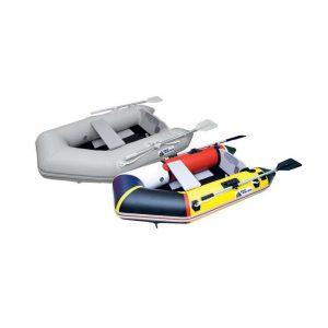 Φουσκωτό Σκάφος MarineSport 3.00m με Φουσκωτό Δάπεδο με Εξωλέμβια Μηχανή βενζίνης