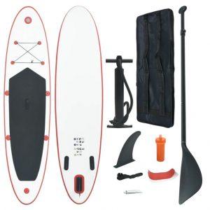 SUP Φουσκωτή Σανίδα Surfing 10'' MarinesSport Πορτοκαλί 300 x 70cm Υλικού PVC EVA 1