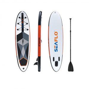 SUP Φουσκωτή Σανίδα Surfing 11'' MarinesSport Πολύχρωμο 331 x 80cm Υλικού PVC EVA